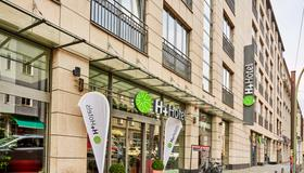 H+ Hotel Berlin Mitte - Berlin - Bâtiment