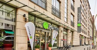 H+ Hotel Berlin Mitte - Berlin - Byggnad