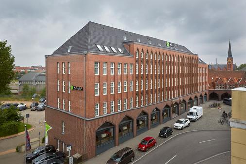 特雷弗呂貝克城市中心酒店 - 呂貝克 - 呂貝克 - 建築