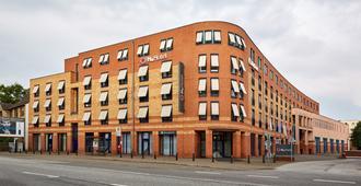 H4 Hotel Hamburg Bergedorf - Hamburgo - Edificio