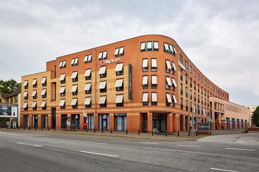 H4 Hotel Hamburg Bergedorf - Hampuri - Rakennus