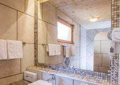 Penzion Berc - Bled - Bathroom