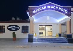Marcan Beach Hotel - Ölüdeniz - Hotel Entrance