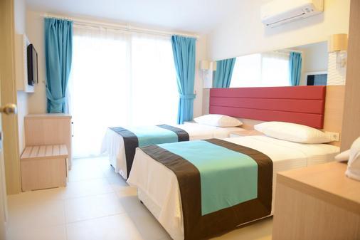 Marcan Beach Hotel - Ölüdeniz - Bedroom