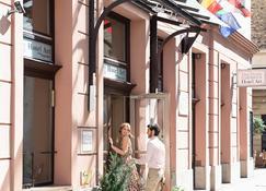 The Three Corners Hotel Art - Будапешт - Здание