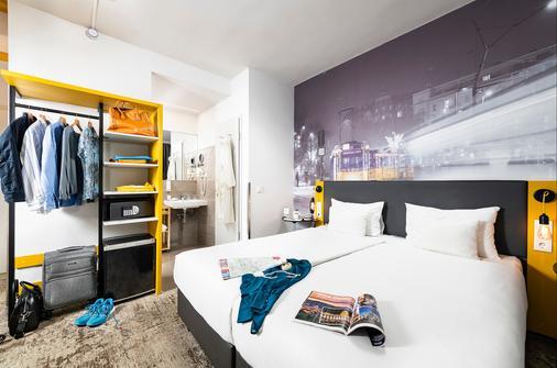 The Three Corners Hotel Anna - Budapest - Schlafzimmer