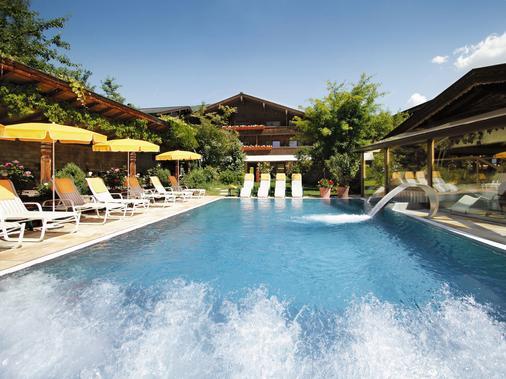 Romantikhotel Böglerhof - Alpbach - Pool