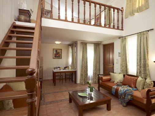 Palazzo Vecchio Exclusive Residence - Rethymno - Living room