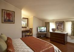 Palazzo Vecchio Exclusive Residence - Rethymno - Bedroom