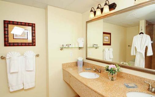 Hotel Rehoboth - Rehoboth Beach - Phòng tắm