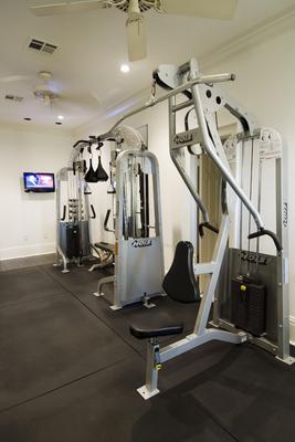 Melrose Mansion - Νέα Ορλεάνη - Γυμναστήριο