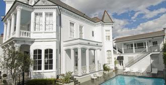 Melrose Mansion - New Orleans - Rakennus