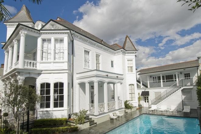 Melrose Mansion - Νέα Ορλεάνη - Κτίριο