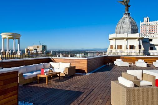 66 芬奇酒店 - 馬德里 - 馬德里 - 露天屋頂