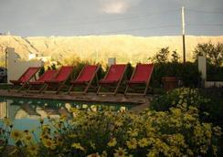 Posada La Candela - Villa de Merlo - Hotelausstattung
