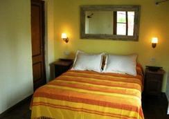 Posada La Candela - Villa de Merlo - Schlafzimmer