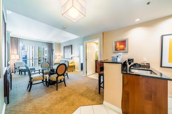 Jet Luxury Resorts @ The Signature Condo Hotel - Las Vegas - Phòng ăn