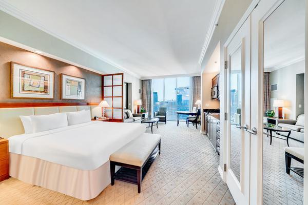 Jet Luxury Resorts @ The Signature Condo Hotel - Las Vegas - Phòng ngủ