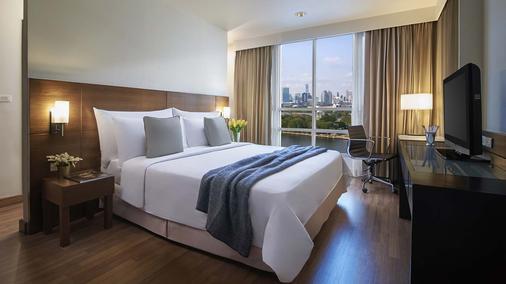 Shama Lakeview Asoke Bangkok - Μπανγκόκ - Κρεβατοκάμαρα