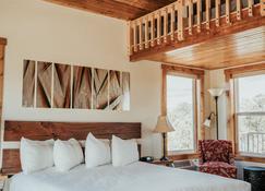 Stone Canyon Inn - تروبيك - غرفة نوم