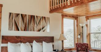 Stone Canyon Inn - Tropic - Bedroom