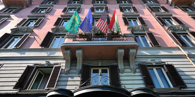 梅斯納特宮酒店 - 羅馬 - 羅馬 - 建築