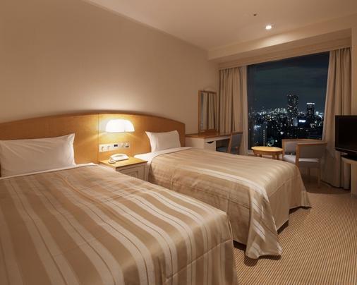Shinagawa Prince Hotel - Tokyo - Bedroom