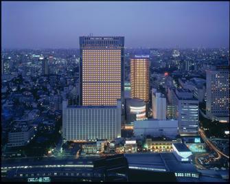 Shinagawa Prince Hotel - Tokio - Gebouw