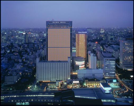 Shinagawa Prince Hotel - Τόκιο - Κτίριο