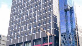 โรงแรมเมอร์เคียว ซัปโปโร - ซัปโปโร - อาคาร