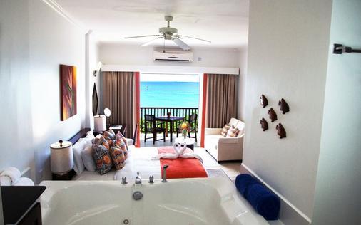 卡拉巴什灣溫泉度假酒店 - 格羅斯伊斯勒 - 格羅斯島 - 臥室