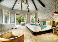 TRS Yucatan Hotel - Adults Only - Кспу-Ха - Спальня