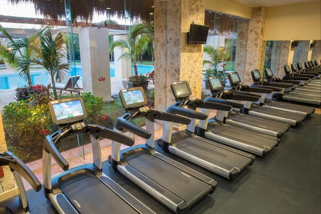 The Royal Suites Yucatán by Palladium - Puerto Aventuras - Gym