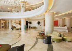 Hilton Capital Grand Abu Dhabi - Abu Dabi - Recepción