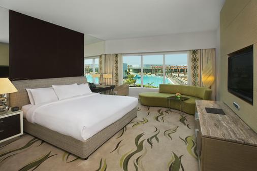 Hilton Capital Grand Abu Dhabi - Abu Dhabi - Bedroom