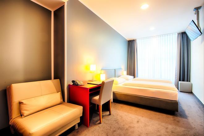 Select Hotel Berlin Gendarmenmarkt - Berlin - Bedroom