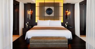 迪拜馬奎斯 JW 萬豪酒店 - 杜拜 - 臥室