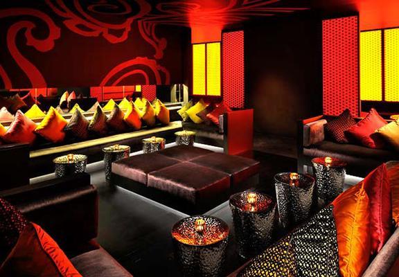 JW Marriott Marquis Hotel Dubai - Dubai - Lounge