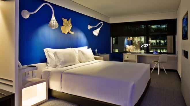 Evolution Lisboa Hotel - Лиссабон - Спальня