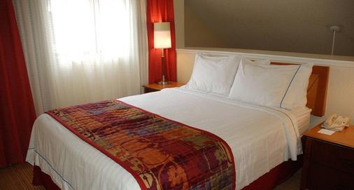 Residence Inn by Marriott San Francisco Airport/San Mateo - San Mateo - Makuuhuone