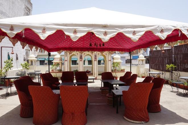 Vinayak Guest House - Jaipur - Rooftop