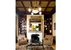 Clarendon Square Bed & Breakfast - Boston - Lounge
