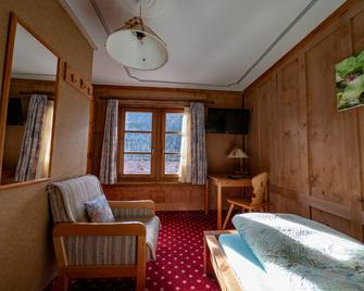 Hotel Restaurant Rätia - Filisur - Bedroom