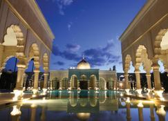 萬國宮 - 馬拉喀什 - 馬拉喀什 - 建築