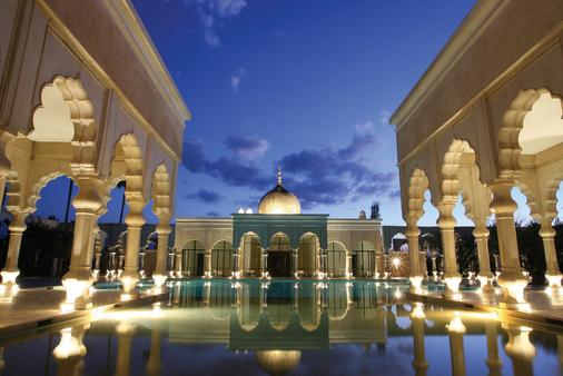 Palais Namaskar - Marrakech - Rakennus