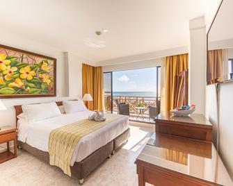Hotel Arena Blanca - San Andrés - Bedroom