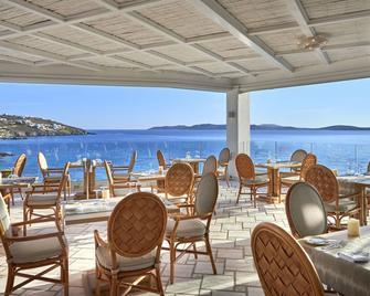 Saint John Hotel Villas & Spa - Agios Ioannis - Ресторан