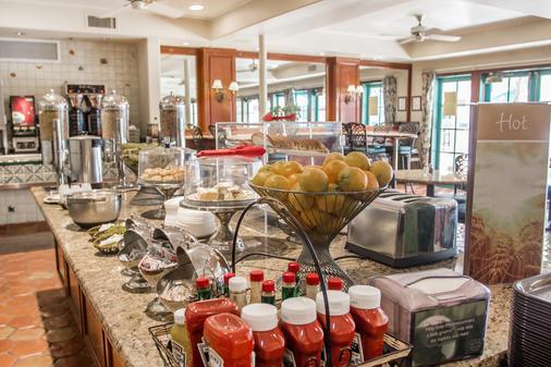 Quality Suites Downtown San Luis Obispo - San Luis Obispo - Buffet