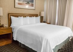 Quality Suites Downtown San Luis Obispo - San Luis Obispo - Bedroom