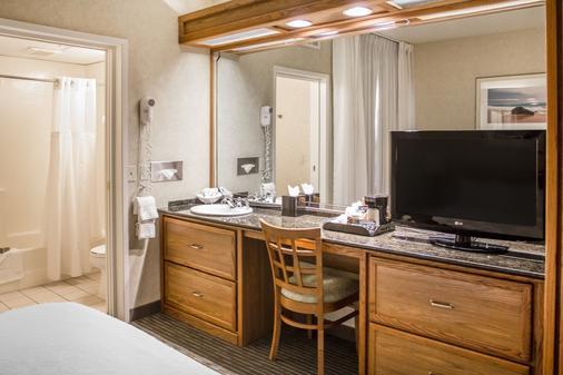 Quality Suites Downtown San Luis Obispo - San Luis Obispo - Bathroom
